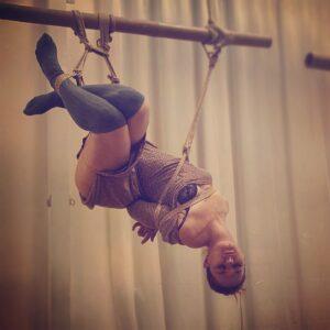 Rope and photo: Federico Kirigami. Model: Marta Tenshiko Viola